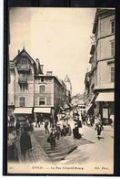 Epinal / La Rue Léopold Bourg  / 1919 / Ed. ND Phot. - Epinal