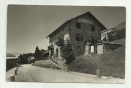 PASSO CAREZZA - ALBERGO STELLA ALPINA  VIAGGIATA FP - Bolzano