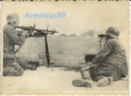 Wehrmacht - Maschinengewehr 34 (MG34) - Krieg, Militär