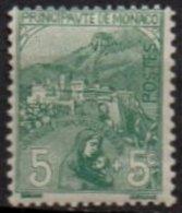 MONACO - 5 C. + 5 C. Orphelins De La Guerre Neuf TB - Neufs