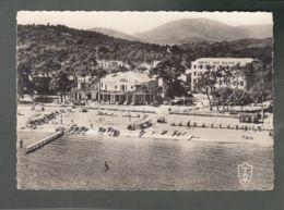 CP (83) Cavalaire-sur-Mer  -  Hôtel Des Bains - Cavalaire-sur-Mer