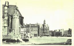 (08) Oudenaarde  Audenaarde  Grand'Place - Oudenaarde