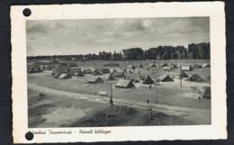 1956 14. Ostseebad Travemünde Zeltlager Priwall Siehe Scan - Lübeck-Travemünde