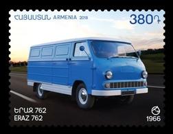 Armenia 2018 Mih. 1100 Automobile ErAZ 762 MNH ** - Arménie