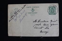 L-143 / Belgique, La Carte Postal A Circulé De  Geetbets ( Geet-Betz ) A Amay ( Liège ) En 1906  .- - Geetbets