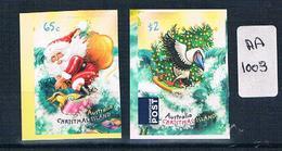 Australia/xmas Isl 2018  Xmas 2.val S/sd Ex Booklet Muh  AA1003 - Christmas Island