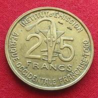French West Africa Togo 25 Francs 1957 KM# 9 Togo Africa Afrika Afrique - Monnaies