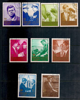 ARABIA DEL SUD  1967  MAHRA   GIOCHI OLIMPICI MEXICO   YVERT  4-4B+POSTA AEREA 2-2A   USATA   XF - Arabia Saudita