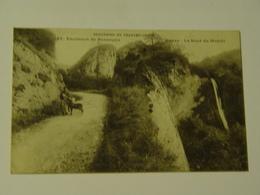 DOUBS-ENVIRONS DE BESANCON-BEURE LE BOUT DU MONDE-ANIMEE - France