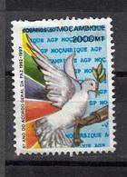 Mocambique, 1997- 5° Ano Do Acordo Geral Da Paz.CancelledNH - Mozambique