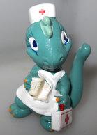 Die Dapsy Dinos 1995 Pauline Pflaster  KINDER - Famiglie