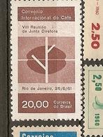 Brazil ** & VIII International Coffee Agreement 1961 (708) - Agriculture