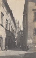 ORVIETO-TERNI-CARTOLINA VERA FOTOGRAFIA-BELLA ANIMAZIONE NON VIAGGIATA ANNO 1920-930 - Terni