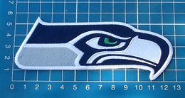 """Seattle Seahawks Football NFL Superbowl Logo Patch 5"""" Jersey Embroidered - Seattle Seahawks"""