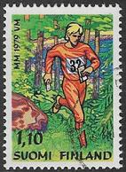 Finland SG942 1979 Eighth World Orienteering Championship 1m.10 Good/fine Used [39/31793/6D] - Finland