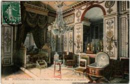 51et 241 CPA - FONTAINEBLEAU - LE PALAIS - CHAMBRE A COUCHER DE NAPOLEON 1er - Fontainebleau