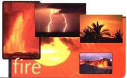 Pompier Fire Feu Feuerwehr Télécarte South Africa Phonecard (G 659) - Feuerwehr