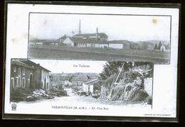 FREMONVILLE TIRAGE 1898                           JLM - Autres Communes