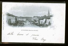 AUTREPIERRE   1900                         JLM - Francia