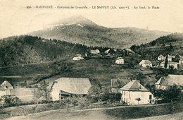 38 - Le SAPPEY - Environs De Grenoble. Le Sappey. Au Fond, Le Pinéa - Autres Communes