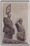 Dt-Reich (007417) Propaganda, Deutsches Turn- Und Sportfest Breslau 1938, Hitler Und Konrad Henlein, Mit Versch SST - Deutschland
