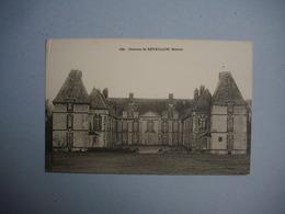 REVEILLON  -  51  -    Château De Réveillon   -  MARNE  - - Altri Comuni