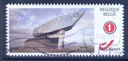 BELGIE BELGIQUE  Havenhuis Antwerpen 1 Duostamp - Obl/gest/used - No Paper - België