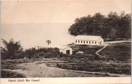 OCEANIE - SALOMON -- Carcel ( Jail) Rio Consul - Solomon Islands