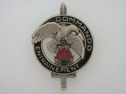 Centre D'entrainement Commando - 11° Régiment D'Infanterie De Marine - 1151 - - Heer