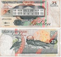 Suriname 25 Guldens - Surinam