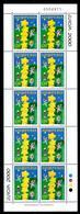 Albania 2000: Europa-CEPT; Mini Sheet ** MNH - Europa-CEPT