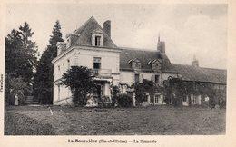 La Boixière (35) - La Bonnerie - Frankreich