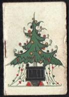 Calendriers > Petit Format : 1941-60 Sapin De Noël 1946 - Calendriers