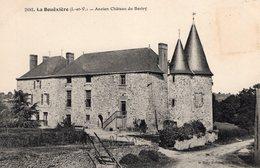 La Boixière (35) - Ancien Château Du Bertry. - Francia