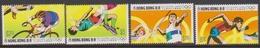 Hong Kong Scott 624-627 1992 Olympic Games, Mint Never Hinged - Hong Kong (...-1997)