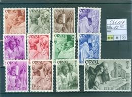556-567  Xx Côte 12.50€ - Belgien