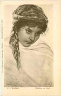 H. V. Kaulbach - Mädchen Aus Capri - Ackermann Kunstverlag - Niños