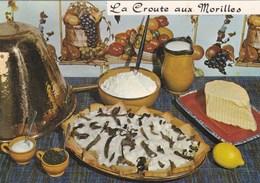 Recette Emilie Bernard N°94 - La Croûte Aux Morilles - Cuisine - Plats Régionaux - Recipes (cooking)