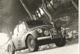 Rallye De Monte Carlo 4cv 1951 - Rallyes