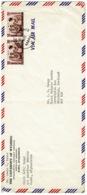 Ref 1253 - 1969 Airmail Cover - USA Embassy Kabul Afghanistan To Edinburgh UK - Afghanistan