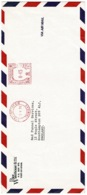 Ref 1253 - 1978 Airmail Cover - Port-of-Spain Trinidad To Southampton UK - Good Meter Mark - Trinidad & Tobago (1962-...)