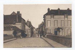 - CPA SENS (89) - L'Entrée Du Faubourg D'Yonne, Du Côté De La Gare - Collection J. D. - - Sens