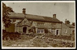 Ref 1254 - Early Real Photo Postcard - Shaw Hall Snowdon Caernarvonshire Wales - Caernarvonshire