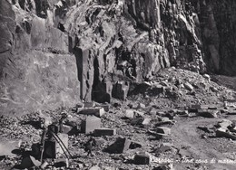 CPSM 10X15 . ITALIE . CARRARA  . Una Cava Di Marmo (Horizontale) - Carrara