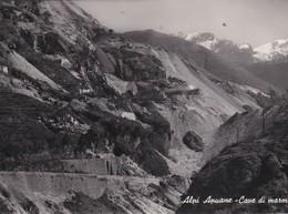 CPSM 10X15 . ITALIE . ALPI APUANE Cave Di Marmo - Lucca