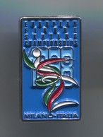 Figure Skating, Patinage, Eiskunstlauf - Europa Championships, Milano Italy, Pin, Badge, Abzeichen - Patinage Artistique