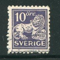 SUEDE- Y&T N°195a)- Oblitéré - Oblitérés