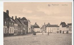 POPERINGHE GROTE  PLAATS - Poperinge