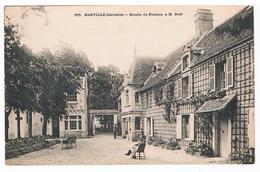 CPA : MERVILLE  Moulin Du Buisson , à M. Noël - France