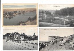 10987 - Lot De 1000 CPA Divers France, Ni PARIS, Ni LOURDES - Cartes Postales